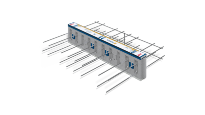 Schöck Isokorb® Type CV for column supported concrete slabs