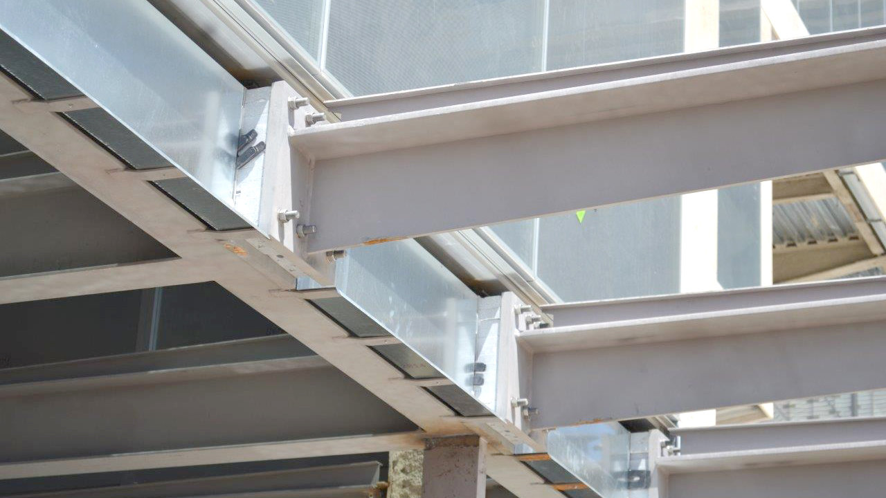Structural Thermal Break Canopy Amp Beam Applications